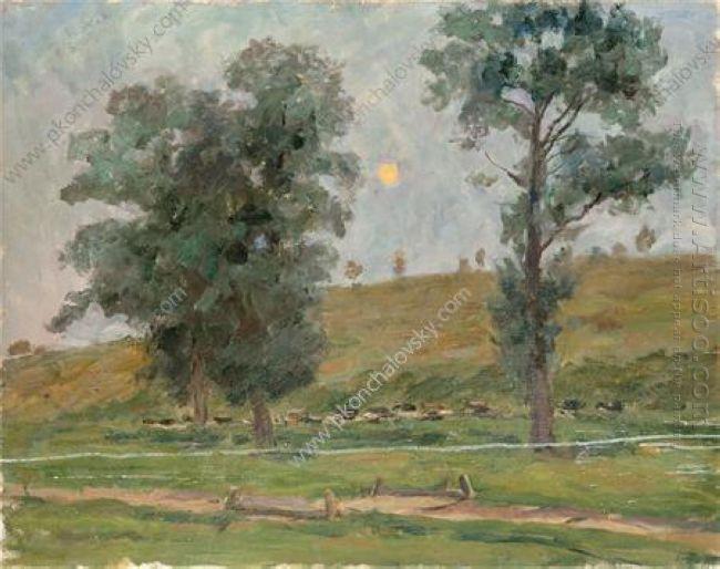 A Moonlit Landscape 1953