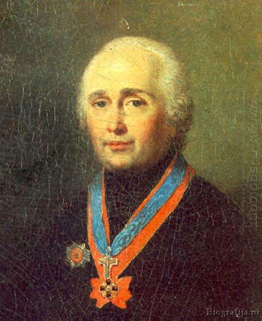 Andrew Samborski Afanasyevich 1790