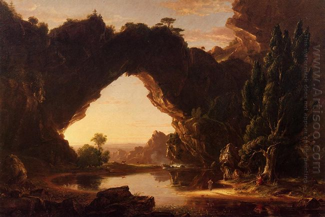 An Evening In Arcadia 1843