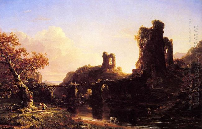An Italian Autumn 1844