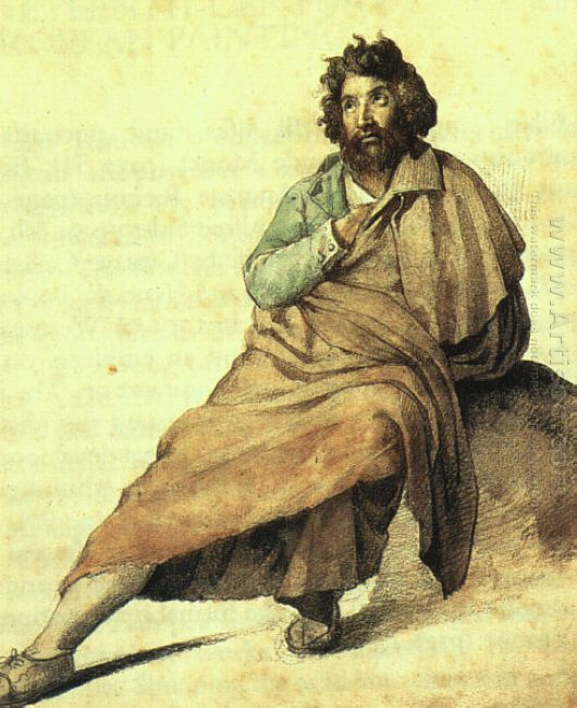 An Italian Montagnard