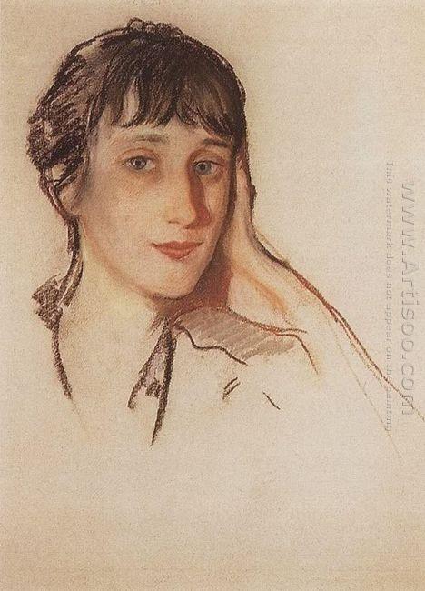 Anna Akhmatova 1922