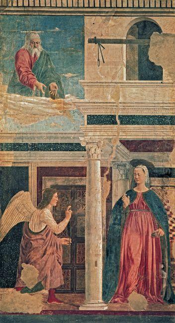 Annunciation 1464