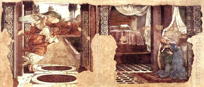 Annunciation 1481