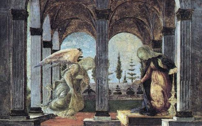 Annunciation 1500