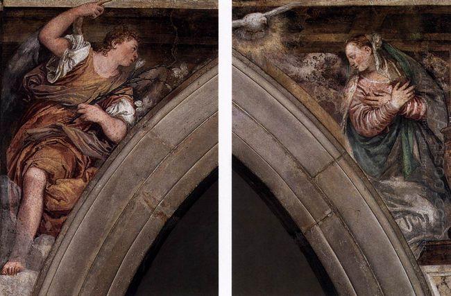 Annunciation 1558 1