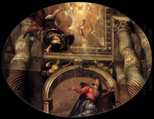 Annunciation 1558