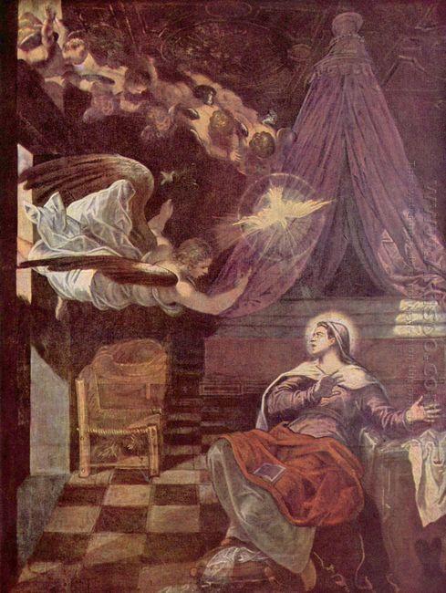 Annunciation 1581