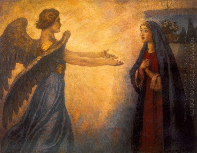 Annunciation 1914