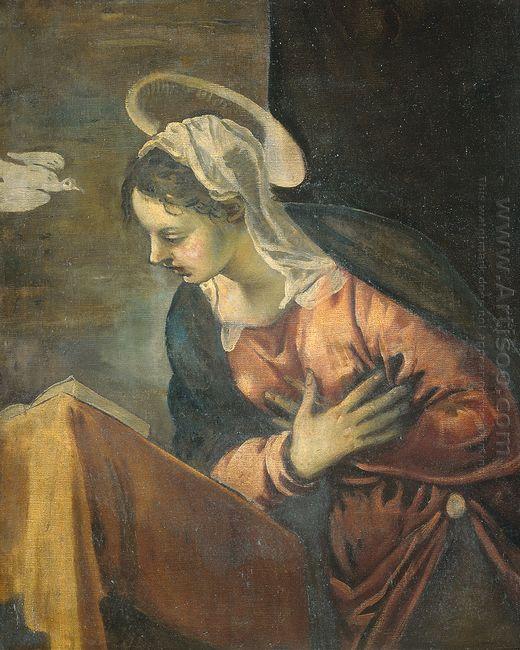 Annunciation Maria 1594