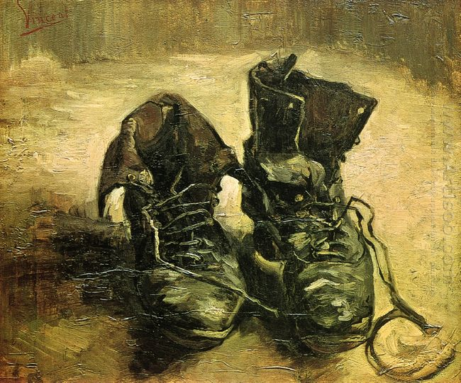 A Pair Of Shoes 1886
