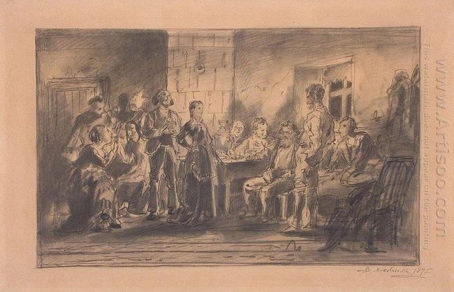 A Party 1875
