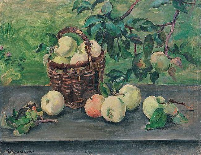 Apples On The Window 1932