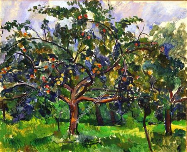 Apple Trees 1922