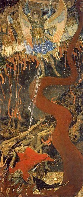 Archangel Michael 1915