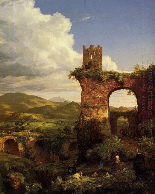 Arch Of Nero 1846