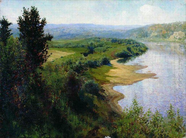 A River 1899