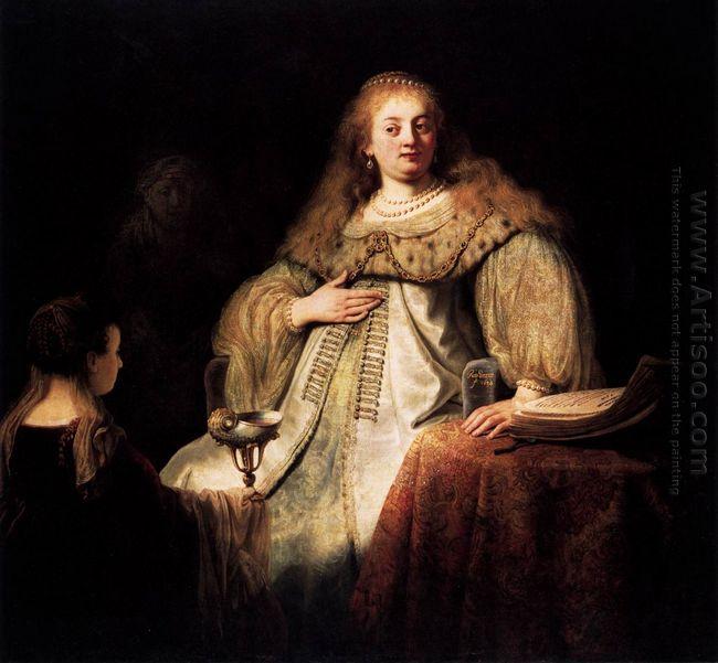 Artemisia 1634