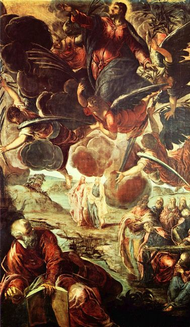 Ascension Of Christ 1581
