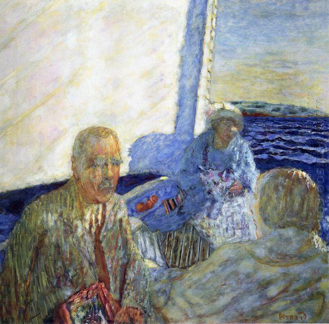 At Sea 1924