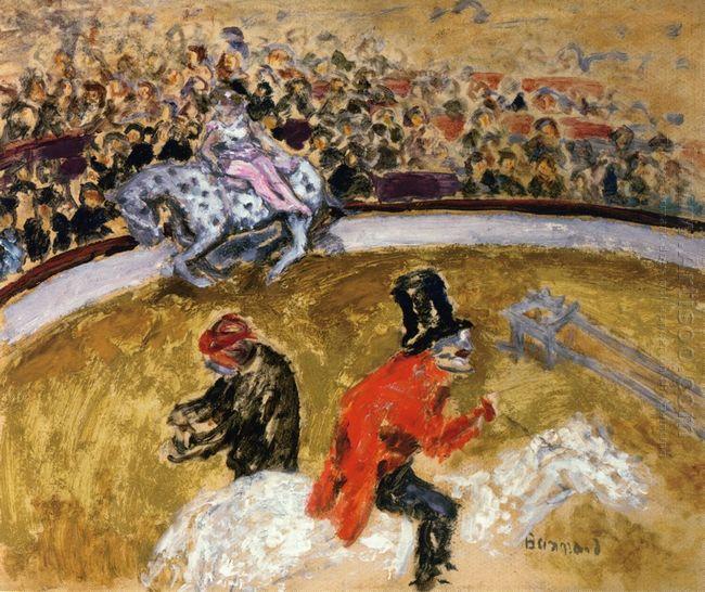 At The Circus 1897
