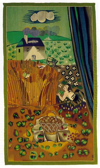 Aubusson Tapestry 1941