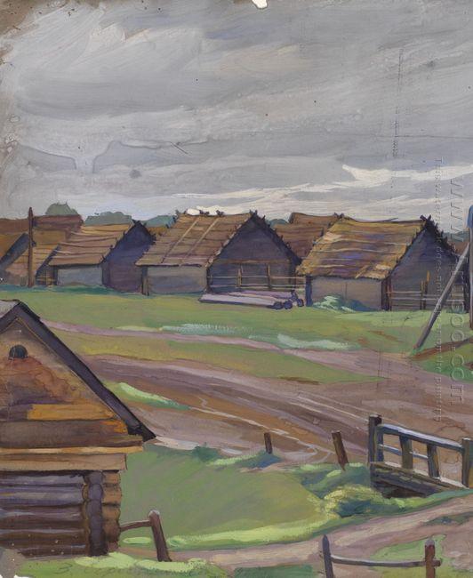 Autumn Landscape 1904