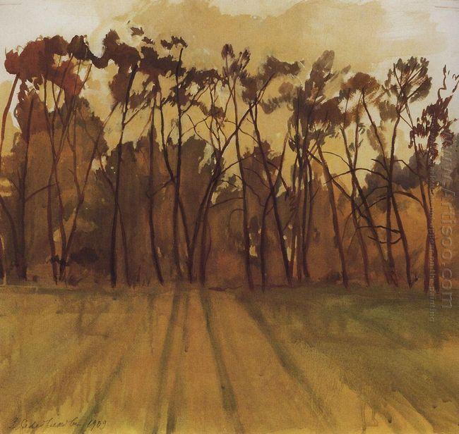 Autumn Landscape 1909