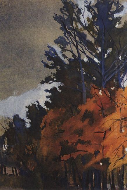 Autumn Landscape 1914