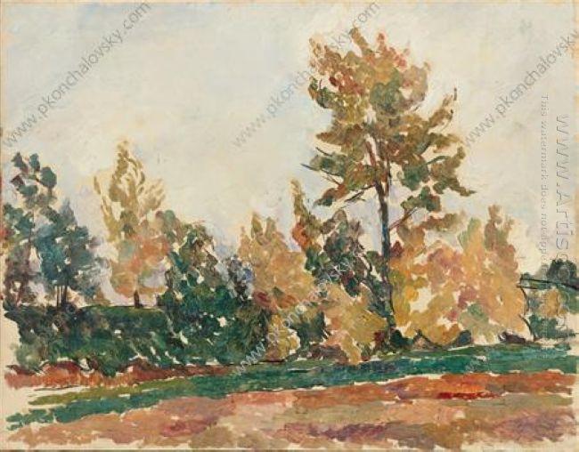Autumn Landscape 1923