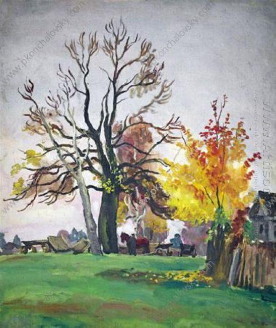 Autumn Landscape 1930