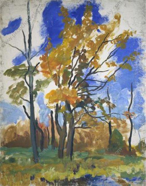 Autumn Landscape 1949