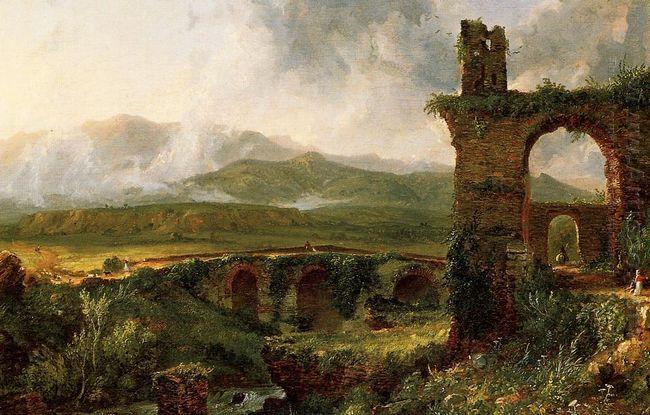 A View Near Tivoli Morning 1832