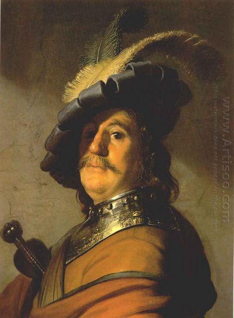 A Warrior 1627