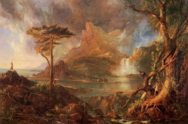 A Wild Scene 1832