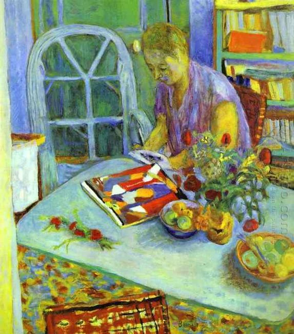 A Woman In A Room 1925