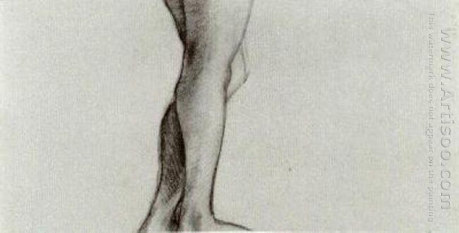 A Woman S Legs