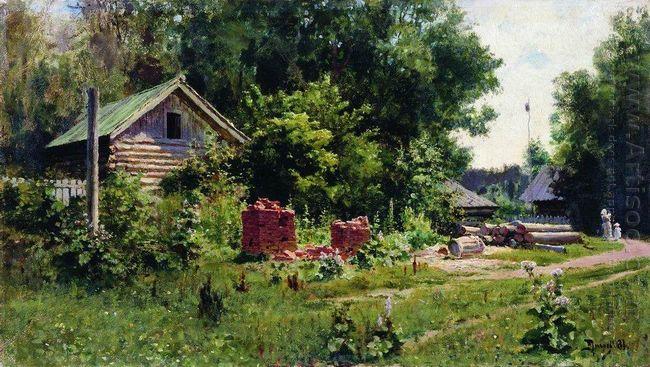 A Yard 1881