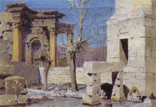 Baalbek 1882
