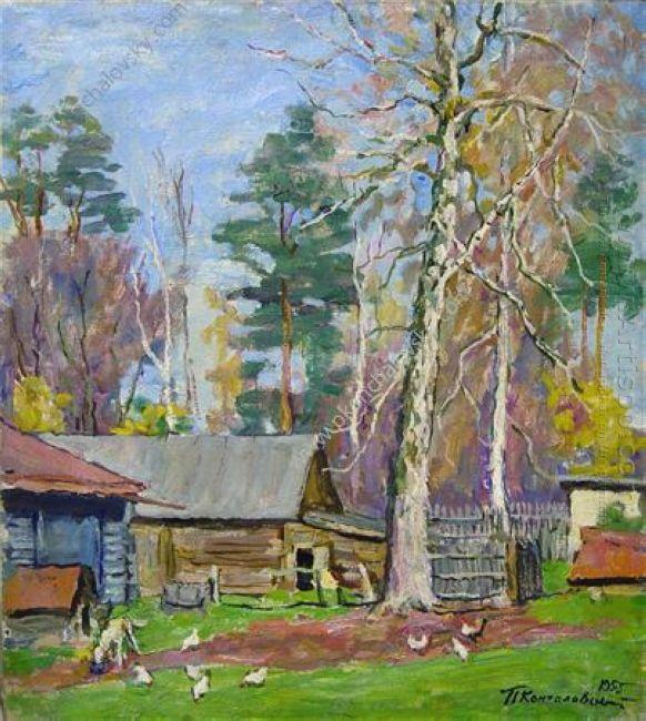 Backyard 1955