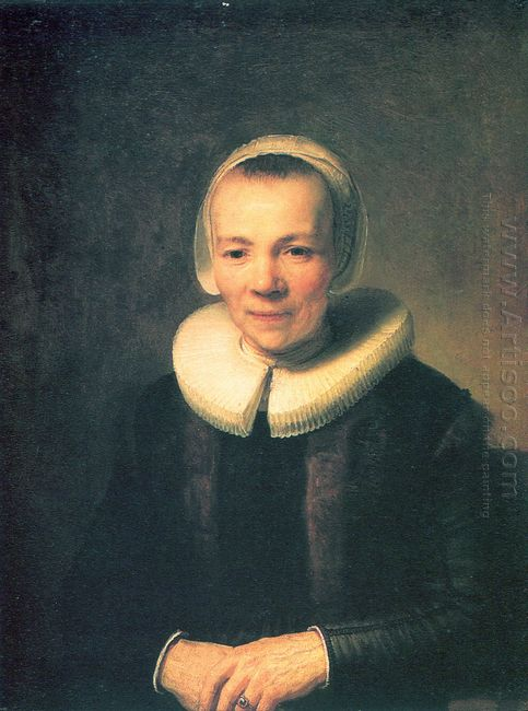 Baerte Martens Wife Of Herman Doomer