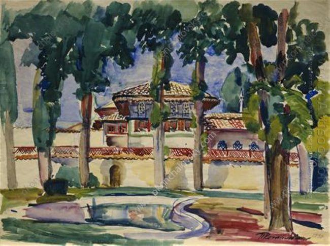 Bakhchisarai Khan S Palace 1930 1
