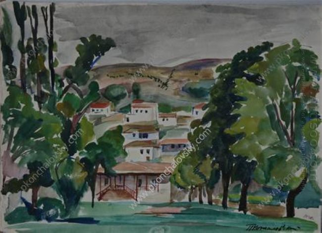 Bakhchisaray 1930 1