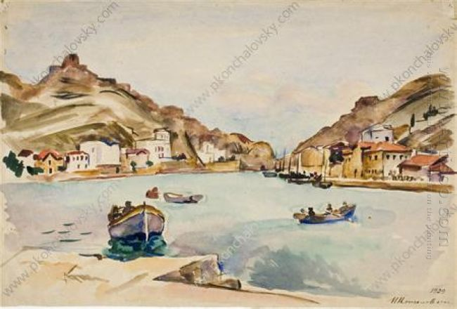Balaklava The Port 1929