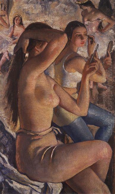 Ballet Washroom 1924