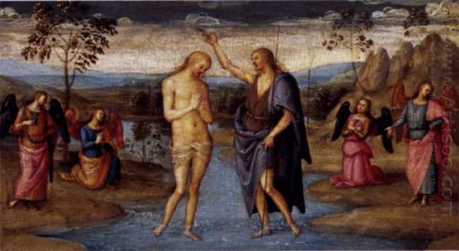 Baptism Of Christ 1507