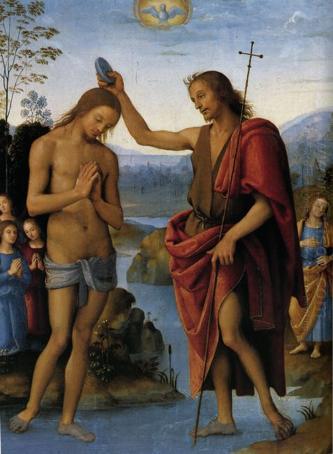 Baptism Of Christ 1