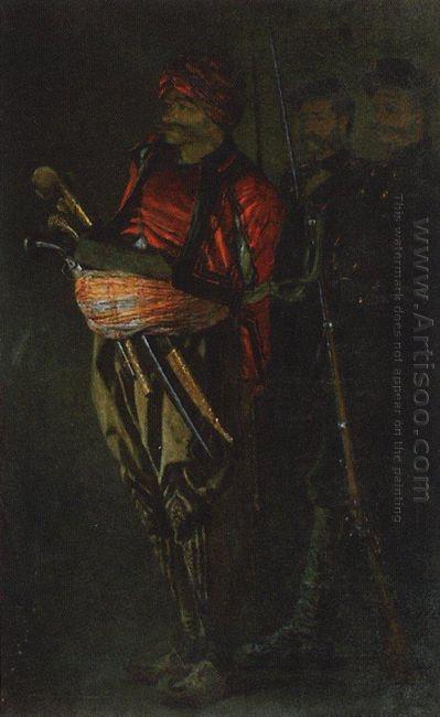 Bashi Bazouk Albanian 1878