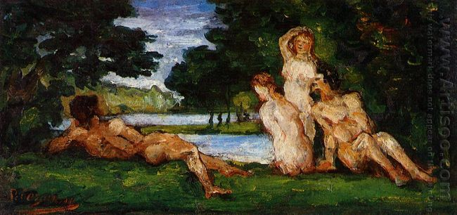 Bathers 1870 1