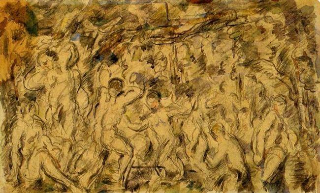 Bathers 1890